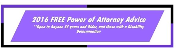2016 Free Power of Attorney Advice