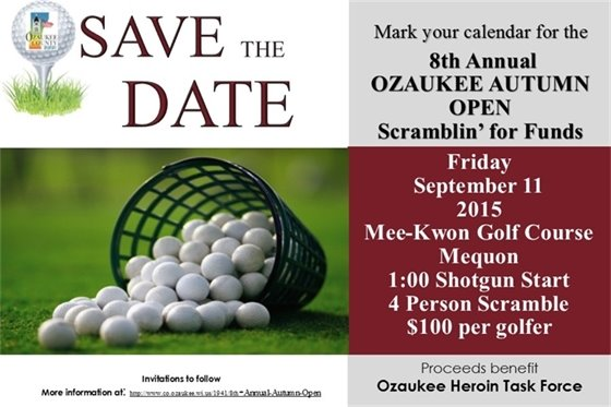 8th Annual Ozaukee Autumn Open