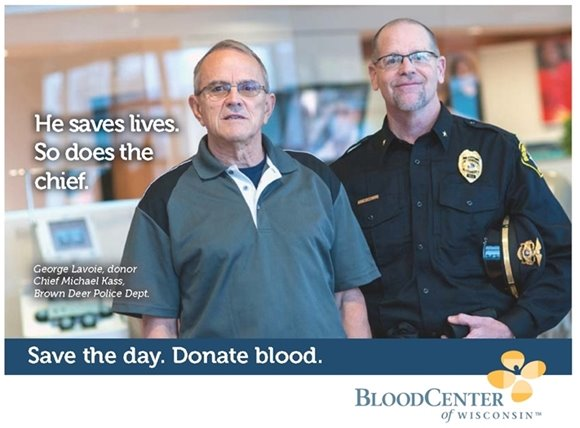 Blood Drive - July 12, 2016