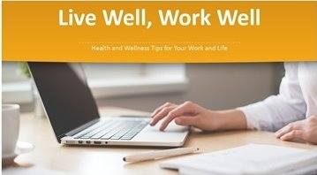 Live Well, Work Well