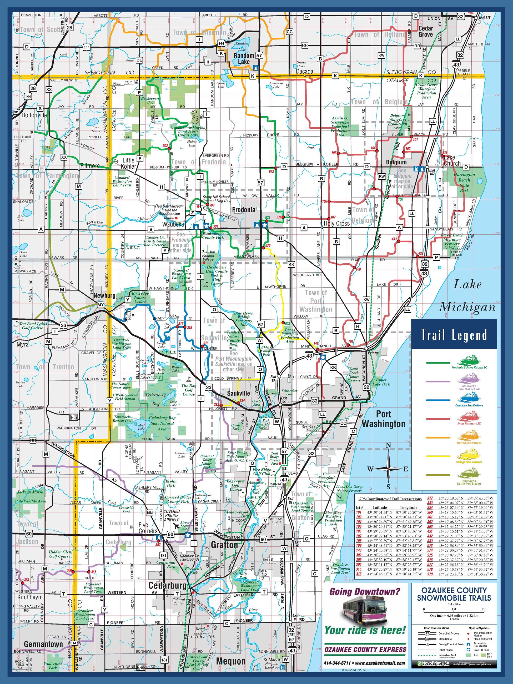 Trail Maps | Ozaukee County, WI - Official Website on map of shorewood, map of greendale, map of wausau, map of menomonee falls, map of lake geneva, map of superior, map of pewaukee, map of elm grove, map of belgium, map of mukwonago, map of fox point, map of eau claire,