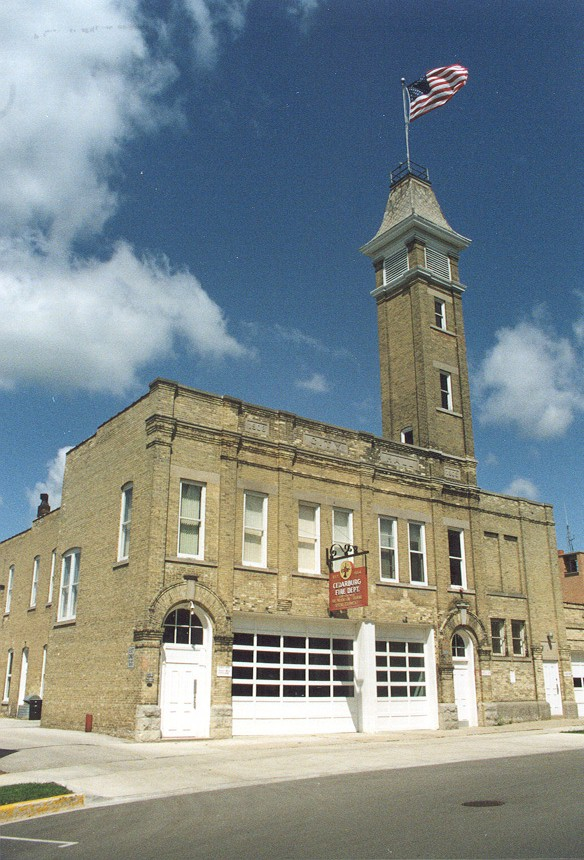 Old Cedarburg Fire Station
