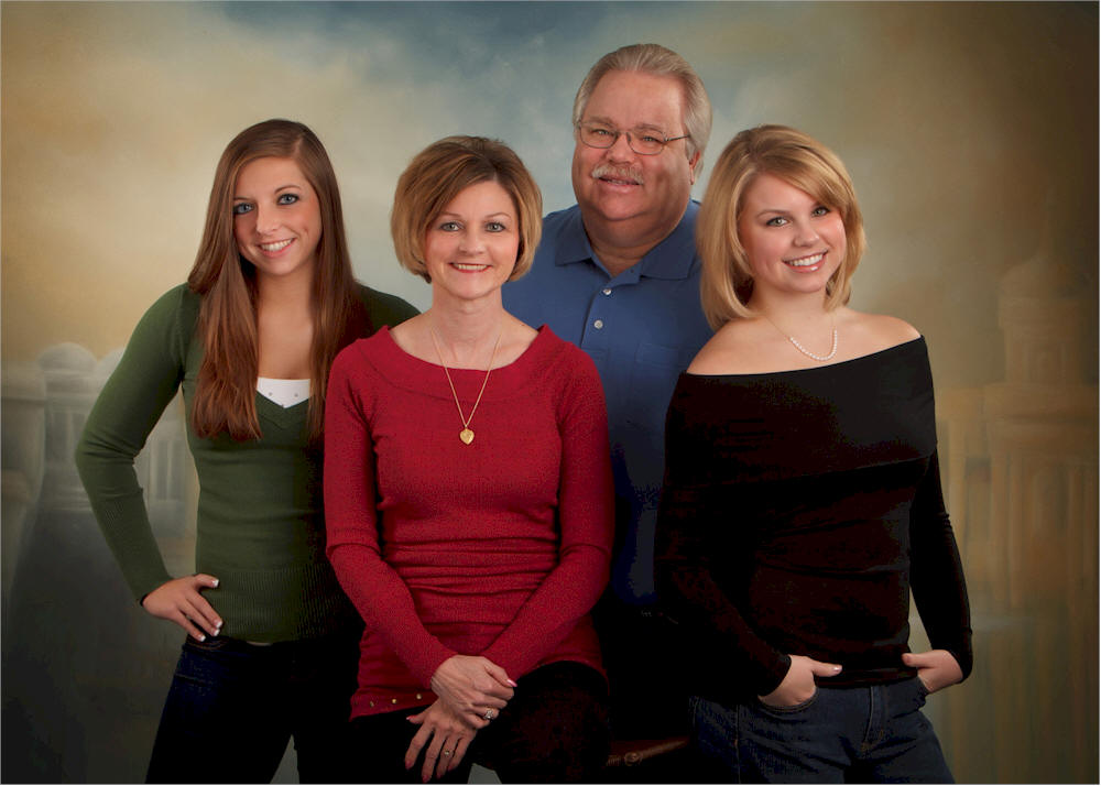 Lee Schlenvogt family photo