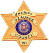 Ozaukee County Sheriff Badge