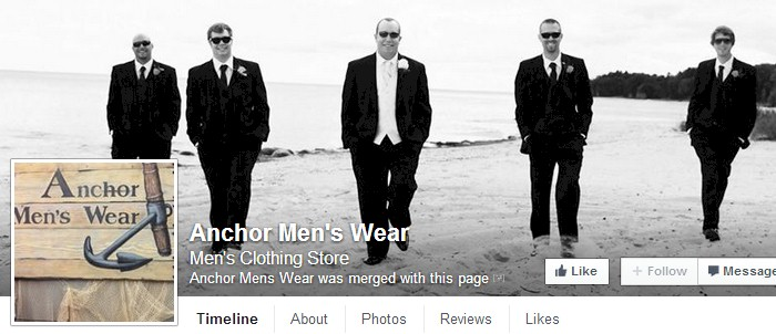 AnchorMensWear
