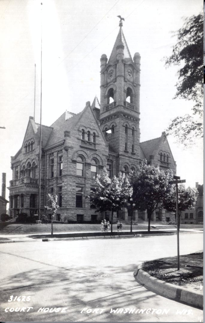 Courthouse exterior