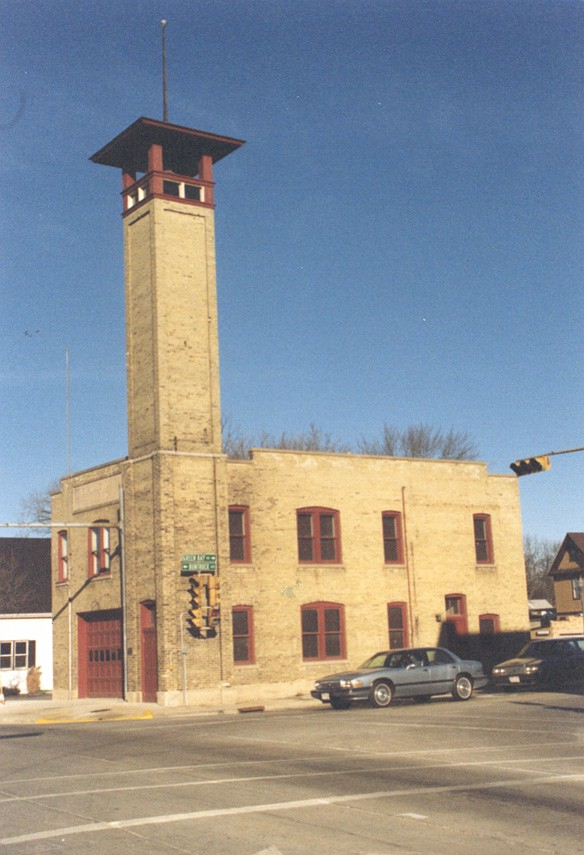 Thiensville Fire Department exterior