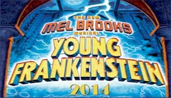 Young Frankenstein Logo and link to Index