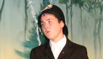 Christopher Boylan in Mary Poppins