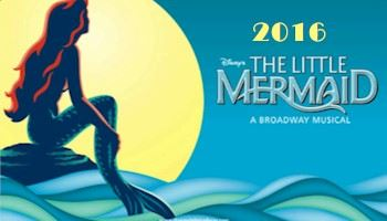 2016 Production the Little Mermaid