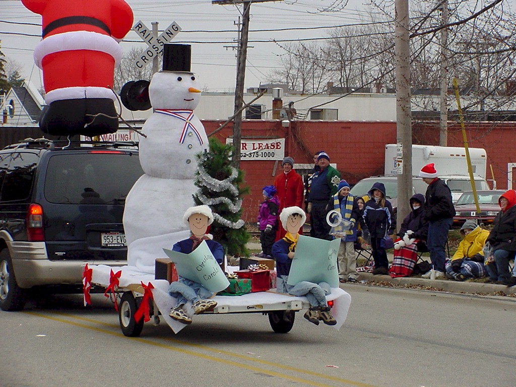 2003 Grafton Christmas Parade