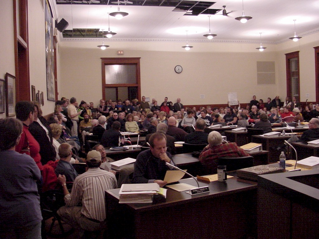 2003 County Budget Hearing