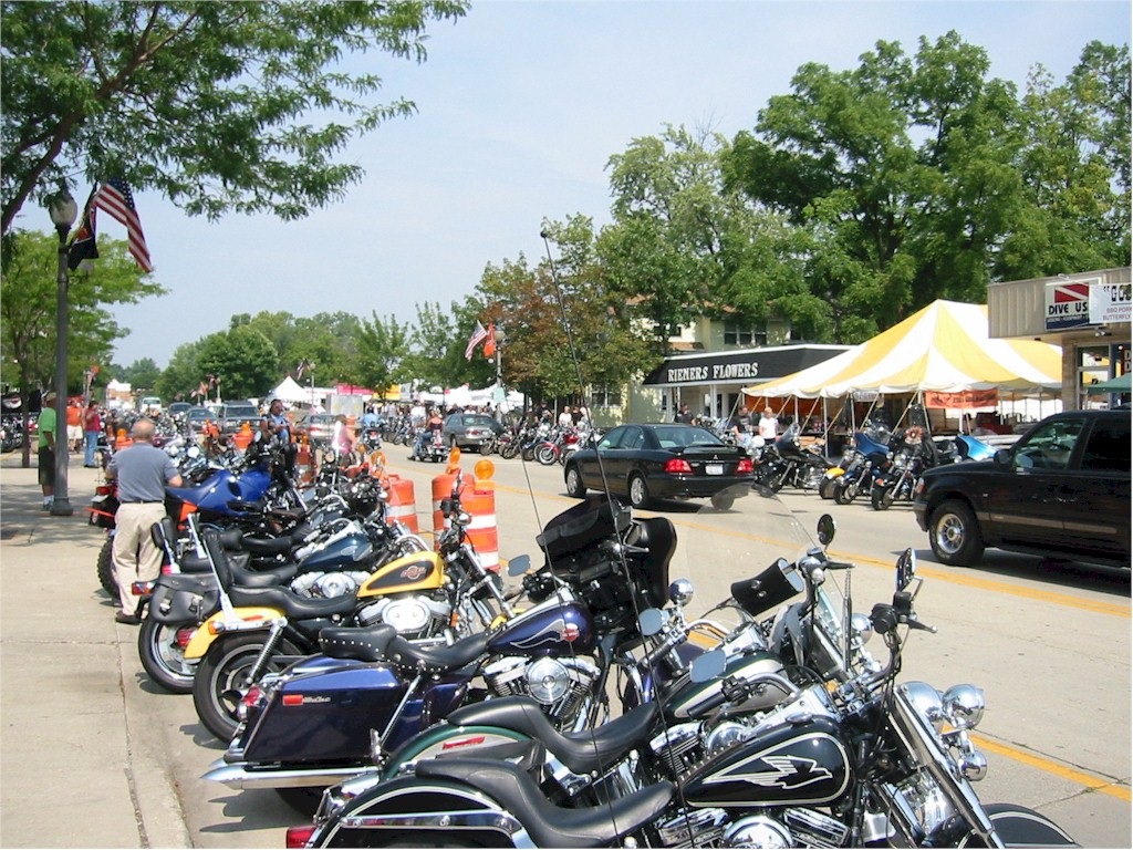 "2003 Harley Fest - ""Big Block Party"""