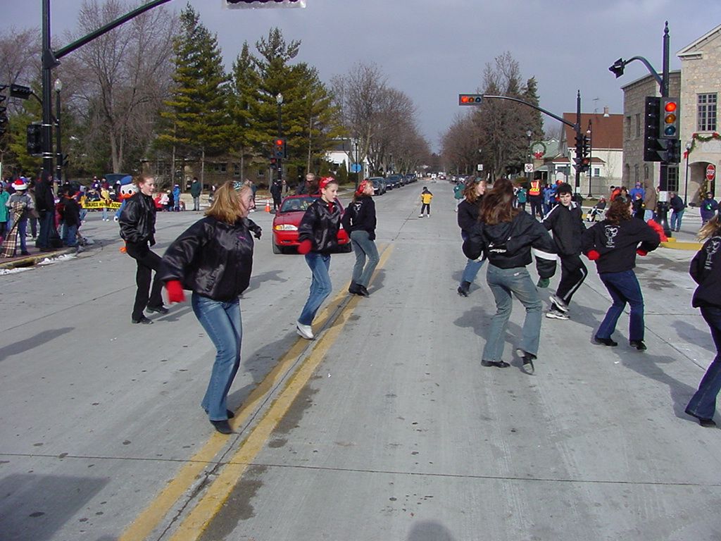 Grafton Christmas Parade