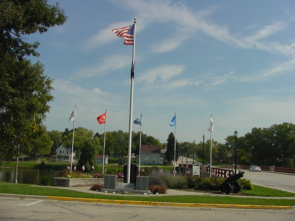 Grafton's Veteran's Memorial Park