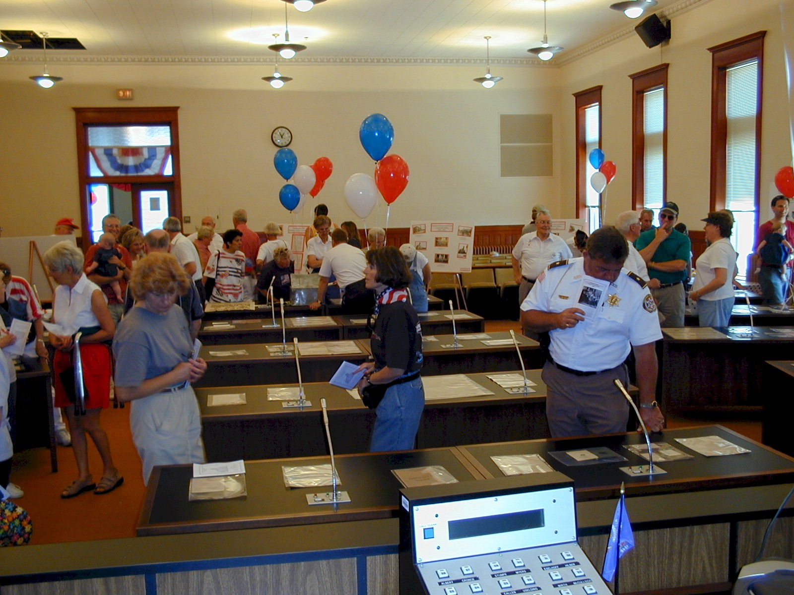 Courthouse Centennial Jubilee Celebration