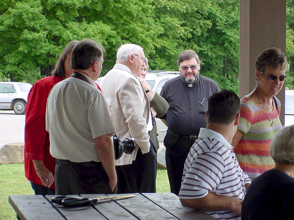 Tendick Park Shelter Dedication 004