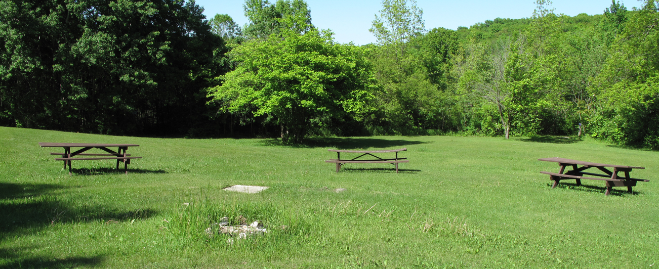 HH Peters Youth Camp Picnic Area 2
