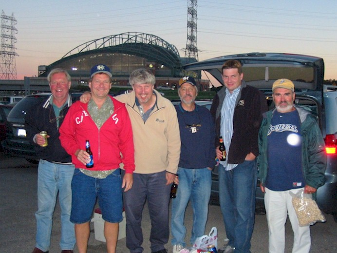2006 Brewers Game