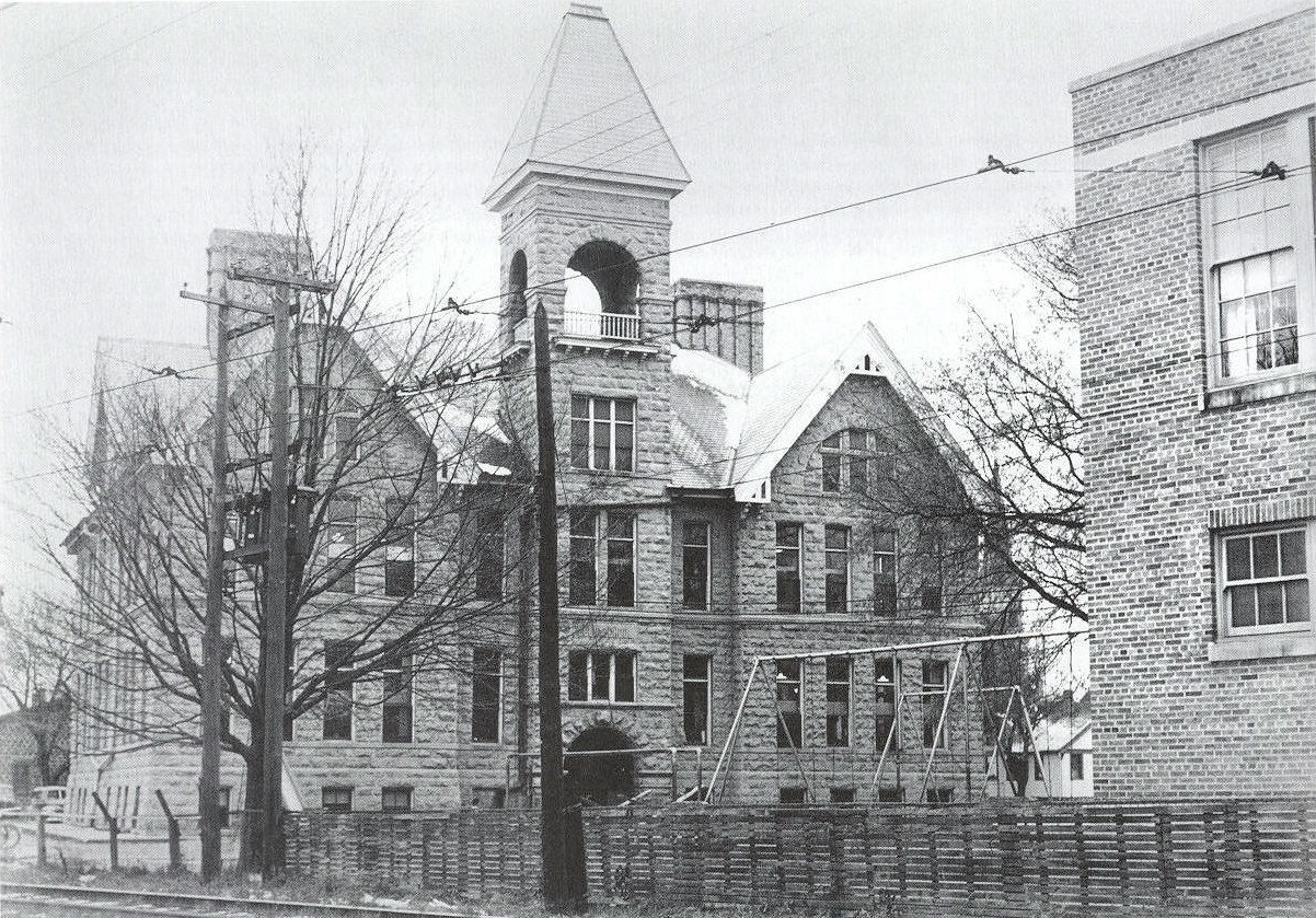 The building now known as the Lincoln Building was constructed in 1894 to serve as the Cedarburg Grade School.