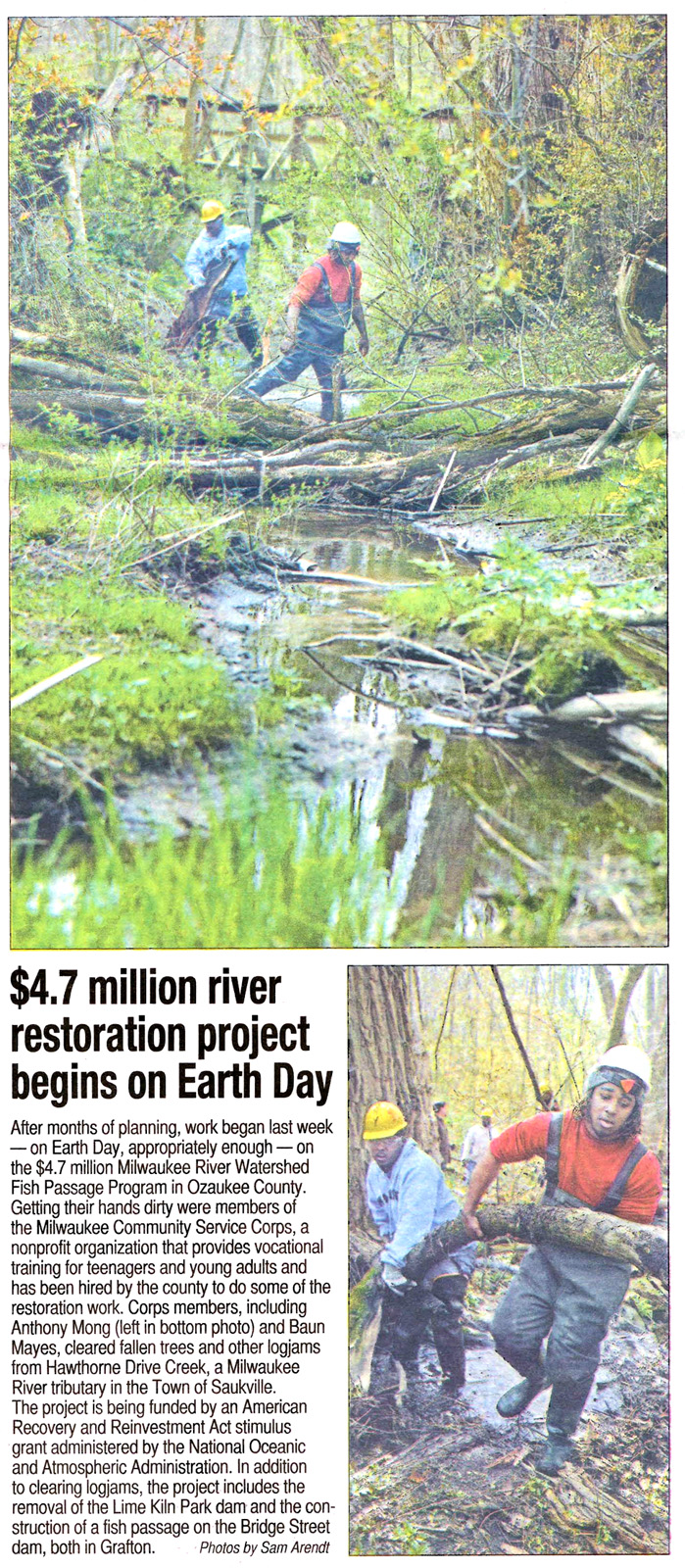 Earth Day News Article