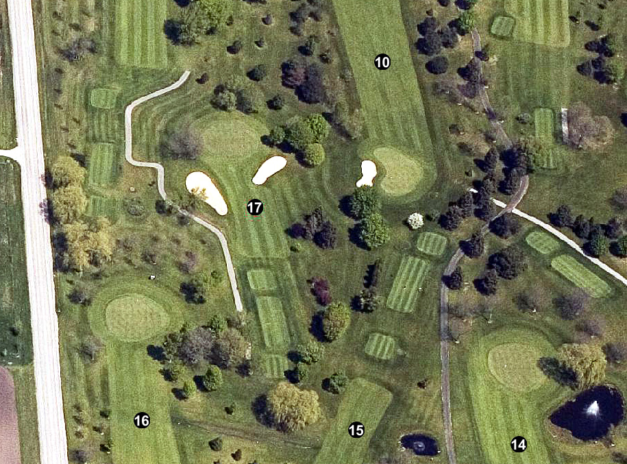 Hawthorne Golf Course Holes 009