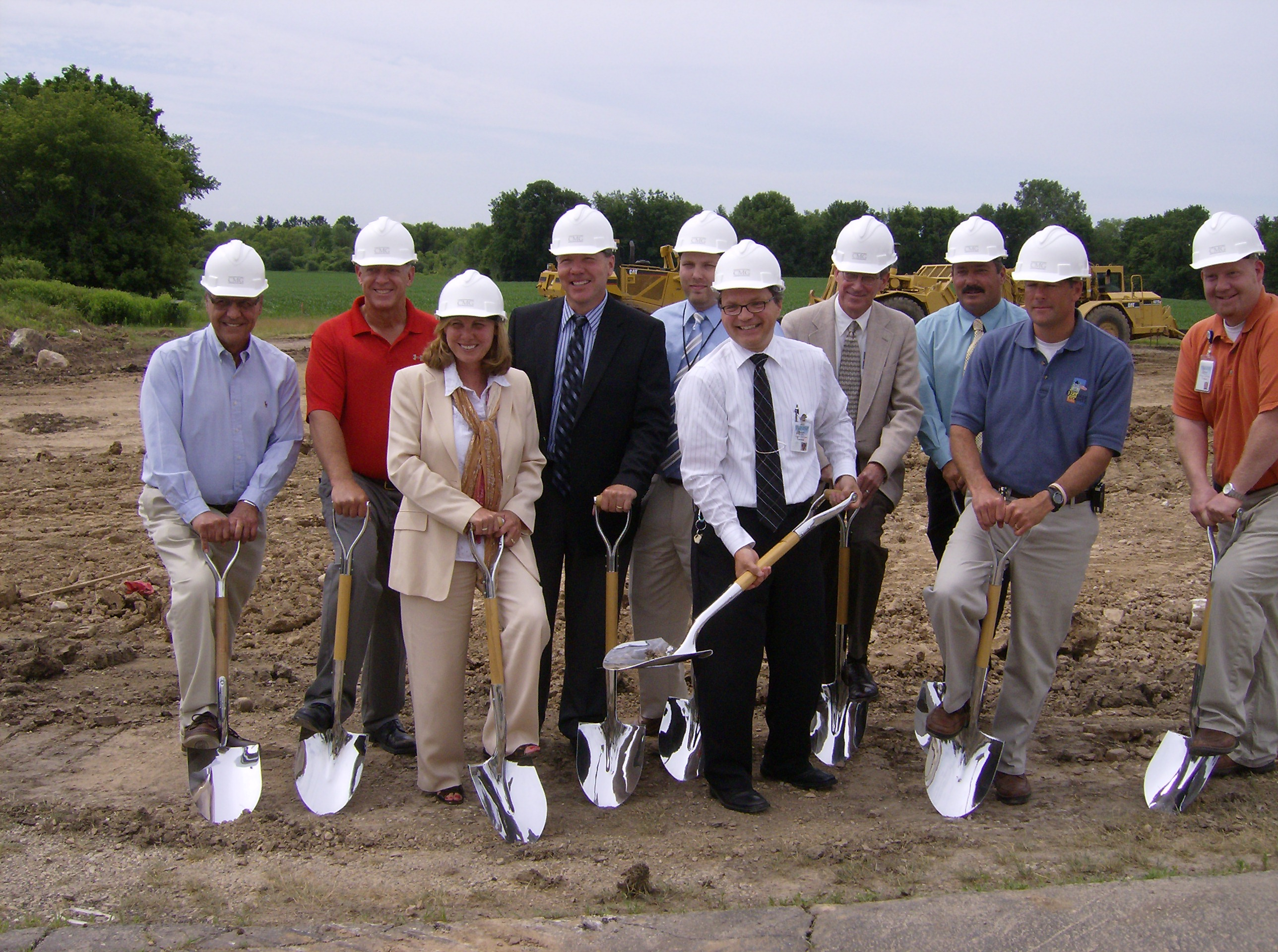 Ground Breaking for Lasata
