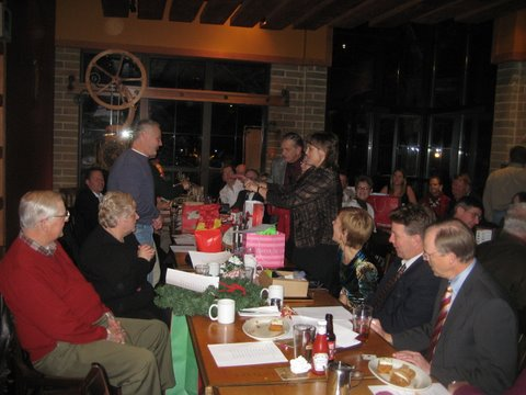 2008 County Board Christmas Party
