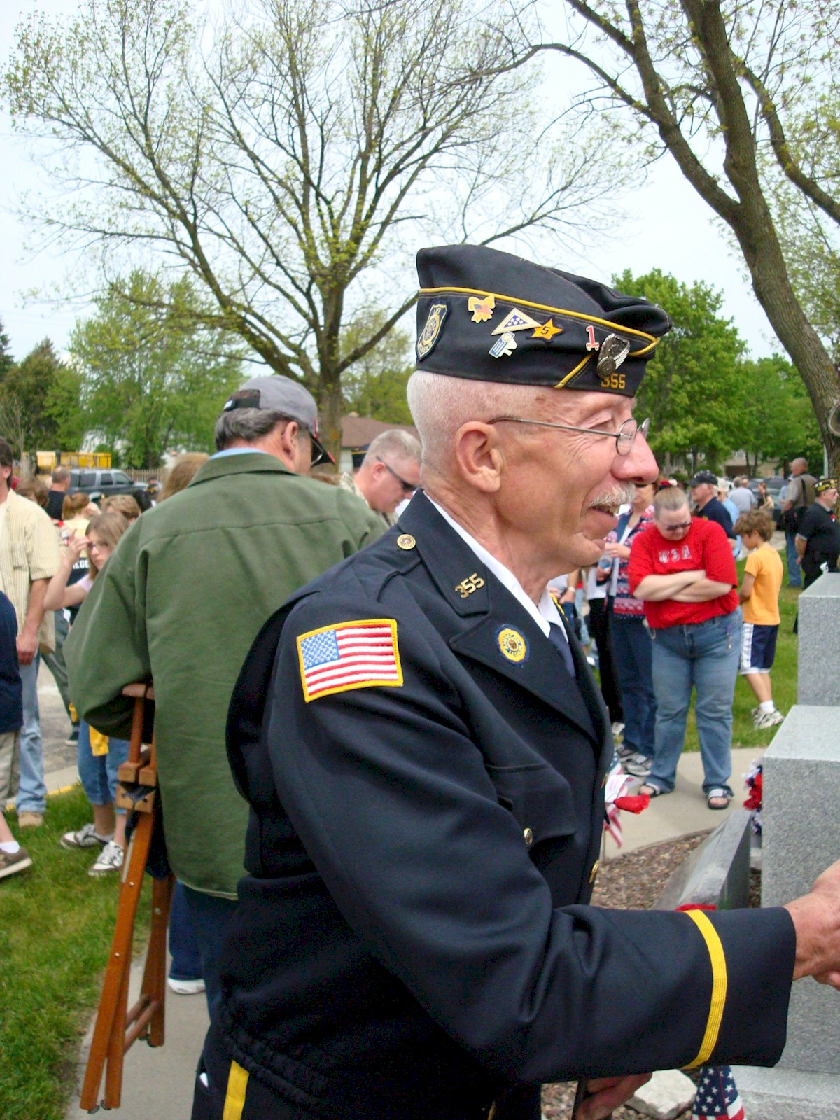 Memorial Day in Grafton