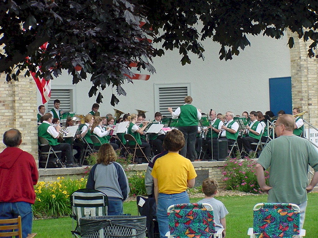 Free Band Concert