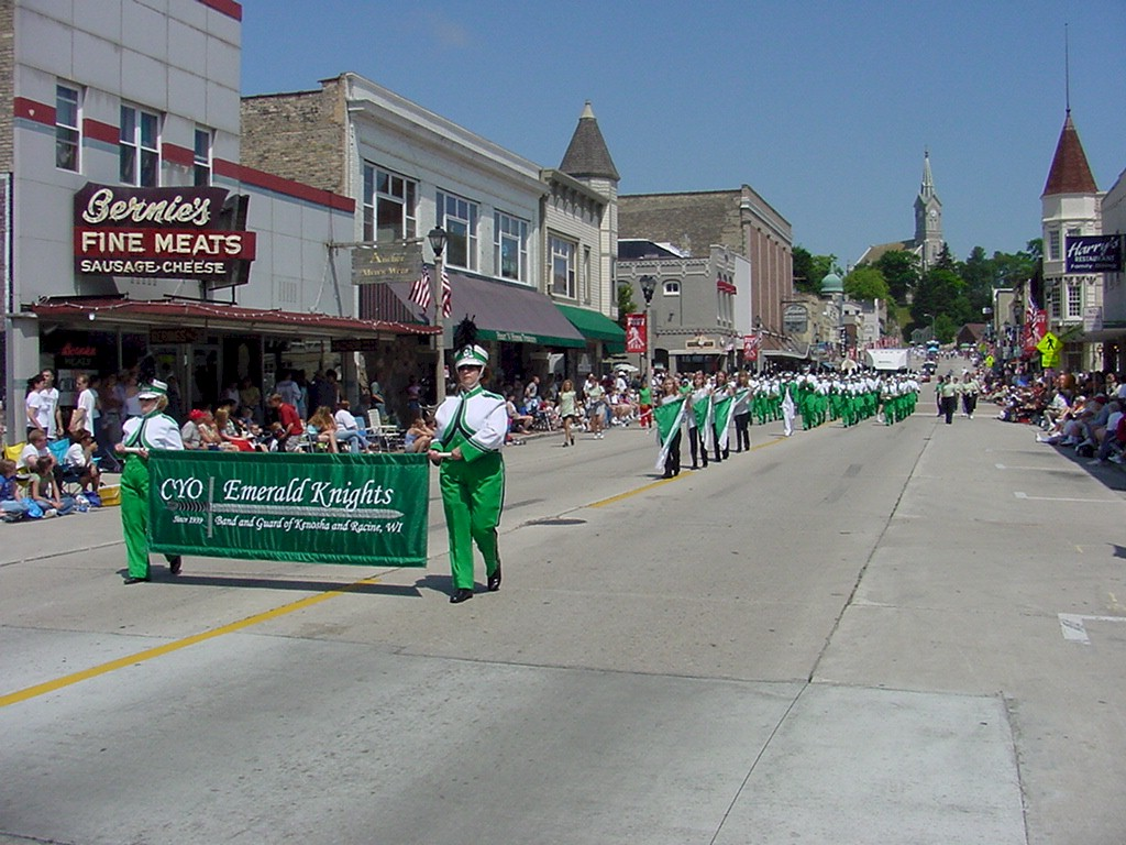 2004 Fish Day Parade